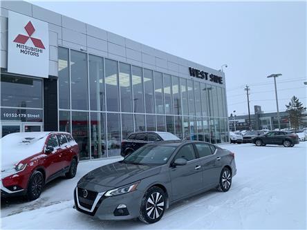 2019 Nissan Altima 2.5 SV (Stk: BM4019) in Edmonton - Image 1 of 23