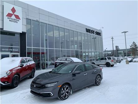 2019 Honda Civic Touring (Stk: BM4029) in Edmonton - Image 1 of 26