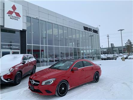2014 Mercedes-Benz CLA-Class Base (Stk: BM4027) in Edmonton - Image 1 of 23