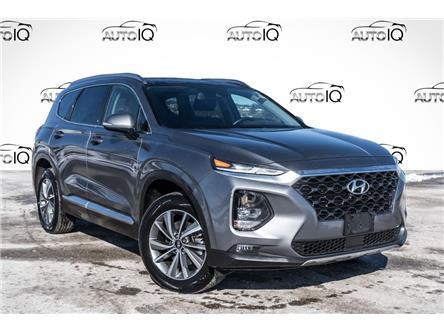 2019 Hyundai Santa Fe Luxury (Stk: 27810AUX) in Barrie - Image 1 of 24