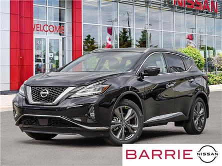 2021 Nissan Murano Platinum (Stk: 21095) in Barrie - Image 1 of 23