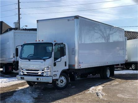 2021 Isuzu NRR New 2021 Isuzu 24' Body ask about adding TG or ram (Stk: STI21010) in Toronto - Image 1 of 17