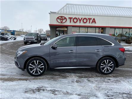 2019 Acura MDX  (Stk: 2006851) in Cambridge - Image 1 of 22