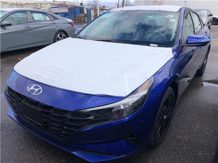 2021 Hyundai Elantra Preferred w/Sun & Safety Package (Stk: 30625) in Scarborough - Image 1 of 5