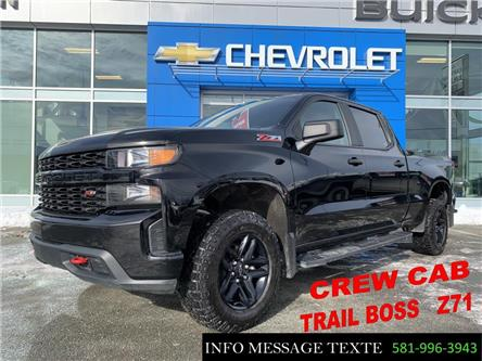 2019 Chevrolet Silverado 1500 Silverado Custom Trail Boss (Stk: X8406) in Ste-Marie - Image 1 of 29