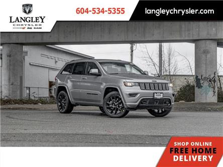 2021 Jeep Grand Cherokee Laredo (Stk: M635544) in Surrey - Image 1 of 23