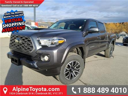 2021 Toyota Tacoma Base (Stk: X059056) in Cranbrook - Image 1 of 26