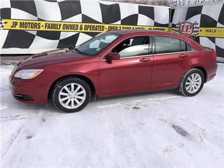 2013 Chrysler 200 LX (Stk: 50023) in Burlington - Image 1 of 20