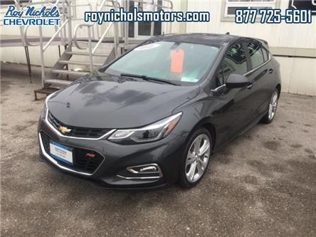 2018 Chevrolet Cruze LT Auto (Stk: X220AA) in Courtice - Image 1 of 15