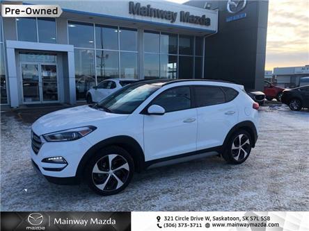 2017 Hyundai Tucson 1.6T SE AWD (Stk: M21132A) in Saskatoon - Image 1 of 15