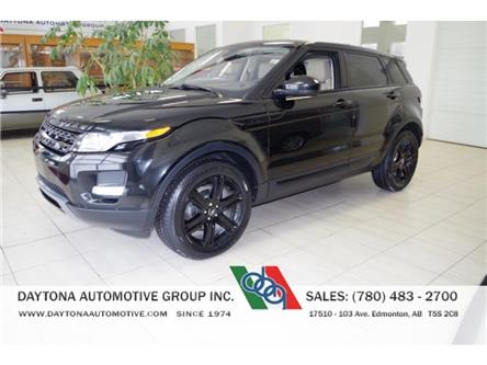 2014 Land Rover Range Rover Evoque  (Stk: 3896) in Edmonton - Image 1 of 23