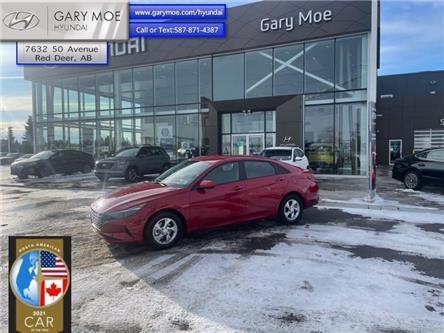 2021 Hyundai Elantra Essential IVT (Stk: 1EL9869) in Red Deer - Image 1 of 10