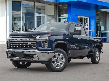 2021 Chevrolet Silverado 2500HD LTZ (Stk: M237) in Chatham - Image 1 of 23