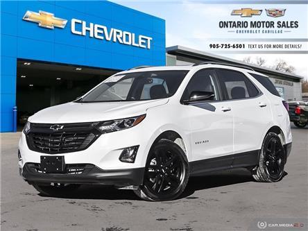 2021 Chevrolet Equinox LT (Stk: T1103285) in Oshawa - Image 1 of 19