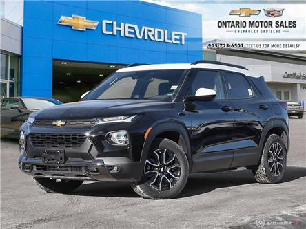 2021 Chevrolet TrailBlazer ACTIV (Stk: T1099273) in Oshawa - Image 1 of 18