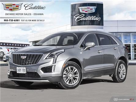 2021 Cadillac XT5 Premium Luxury (Stk: T1124500) in Oshawa - Image 1 of 22