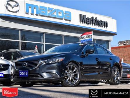 2016 Mazda MAZDA6 GT (Stk: G210360A) in Markham - Image 1 of 30