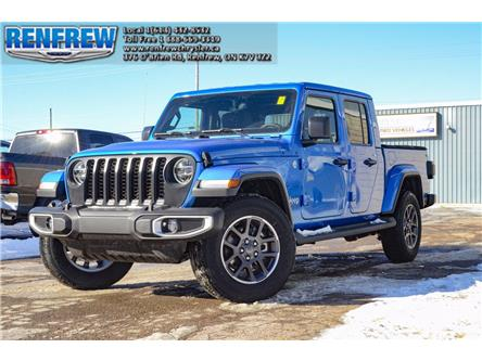 2021 Jeep Gladiator Overland (Stk: M024) in Renfrew - Image 1 of 29