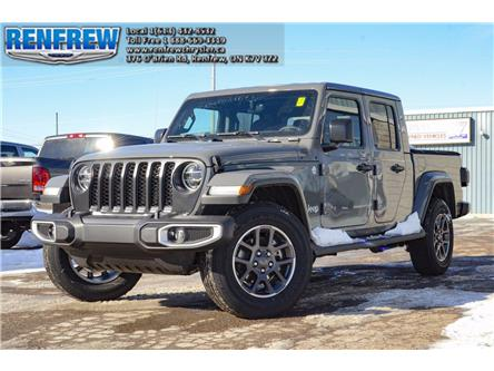 2021 Jeep Gladiator Overland (Stk: M030) in Renfrew - Image 1 of 30