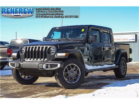 2021 Jeep Gladiator Overland (Stk: M023) in Renfrew - Image 1 of 29