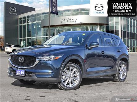 2019 Mazda CX-5 GT w/Turbo (Stk: P17725) in Whitby - Image 1 of 27