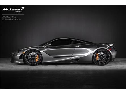 2018 McLaren 720S Performance Coupe (Stk: CR001) in Woodbridge - Image 1 of 21