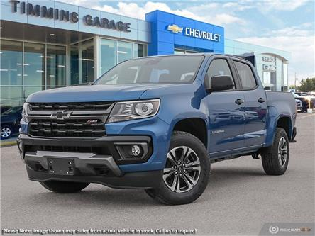 2021 Chevrolet Colorado Z71 (Stk: 21411) in Timmins - Image 1 of 23