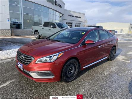 2015 Hyundai Sonata  (Stk: N04971A) in Chatham - Image 1 of 25