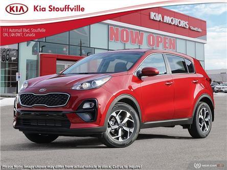 2021 Kia Sportage LX (Stk: 21190) in Stouffville - Image 1 of 23
