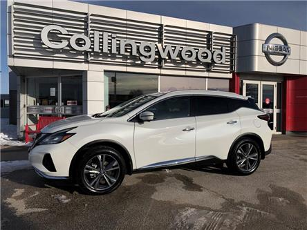 2020 Nissan Murano Platinum (Stk: P4817A) in Collingwood - Image 1 of 23