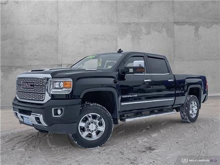 2018 GMC Sierra 3500HD Denali (Stk: 21036A) in Quesnel - Image 1 of 25