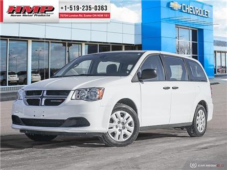 2019 Dodge Grand Caravan CVP/SXT (Stk: 85343) in Exeter - Image 1 of 27