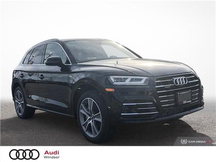 2020 Audi Q5 e 55 Technik (Stk: 9942) in Windsor - Image 1 of 30