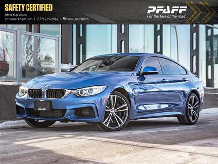 2017 BMW 440i xDrive Gran Coupe (Stk: O13968) in Markham - Image 1 of 22