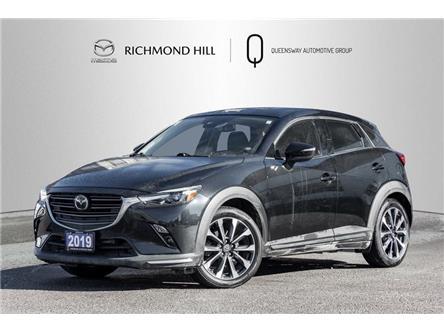 2019 Mazda CX-3 GT (Stk: 21-186A) in Richmond Hill - Image 1 of 22