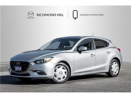 2018 Mazda Mazda3 Sport GS (Stk: 21-207A) in Richmond Hill - Image 1 of 19