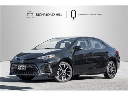 2017 Toyota Corolla SE (Stk: 21-257A) in Richmond Hill - Image 1 of 20