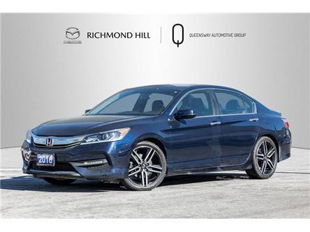 2016 Honda Accord Sport (Stk: P0558A) in Richmond Hill - Image 1 of 20