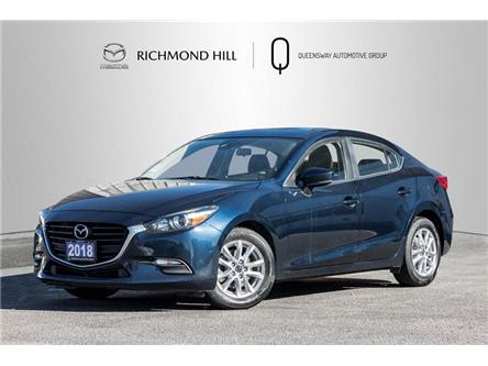 2018 Mazda Mazda3 GS (Stk: P0589) in Richmond Hill - Image 1 of 19