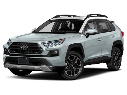 2021 Toyota RAV4 Trail (Stk: 21RA39) in Vancouver - Image 1 of 9