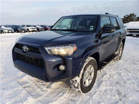 2019 Toyota 4Runner SR5 (Stk: zJAY) in Sudbury - Image 1 of 3
