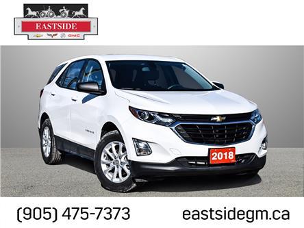 2018 Chevrolet Equinox LS (Stk: 292316B) in Markham - Image 1 of 21