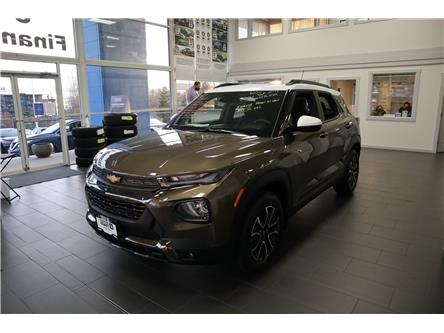 2021 Chevrolet TrailBlazer ACTIV (Stk: TM098671) in Sechelt - Image 1 of 17