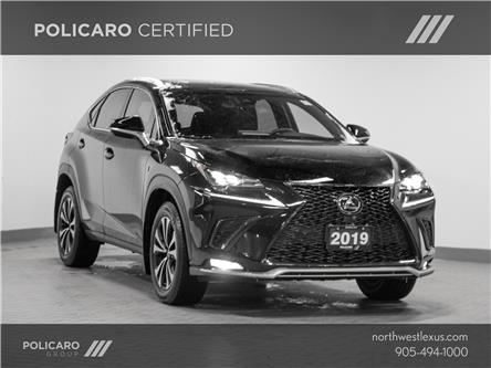 2019 Lexus NX 300 Base (Stk: 202630T) in Brampton - Image 1 of 22