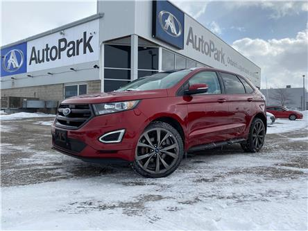 2018 Ford Edge Sport (Stk: 18-00608MB) in Barrie - Image 1 of 31