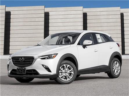 2021 Mazda CX-3 GS (Stk: 211003) in Toronto - Image 1 of 23