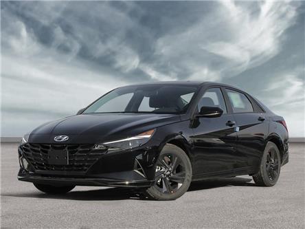 2021 Hyundai Elantra Preferred w/Sun & Safety Package (Stk: H6266) in Toronto - Image 1 of 21