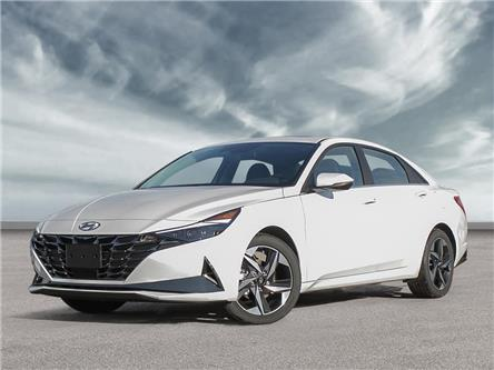 2021 Hyundai Elantra Ultimate w/Black Seats (Stk: H6336) in Toronto - Image 1 of 23