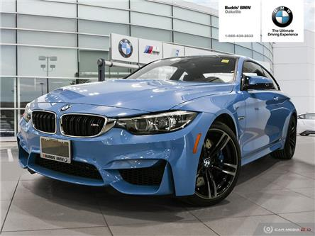 2018 BMW M4 Base (Stk: DB8057) in Oakville - Image 1 of 26