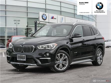 2017 BMW X1 xDrive28i (Stk: DB8044) in Oakville - Image 1 of 27